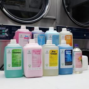 Detergentes y Aditivos de Lavado