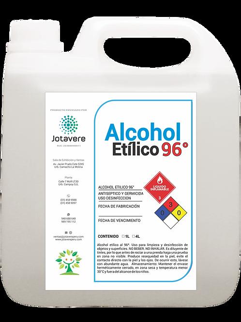Alcohol etílico96º