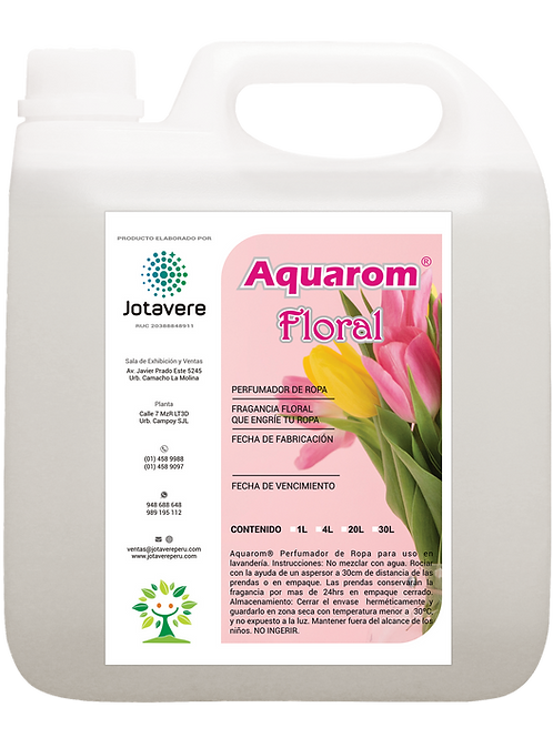 Aquarom varios Aromas
