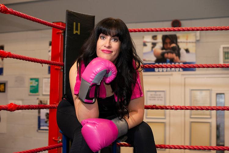 Libby Liburd FIGHTER (credit Kasia Burke