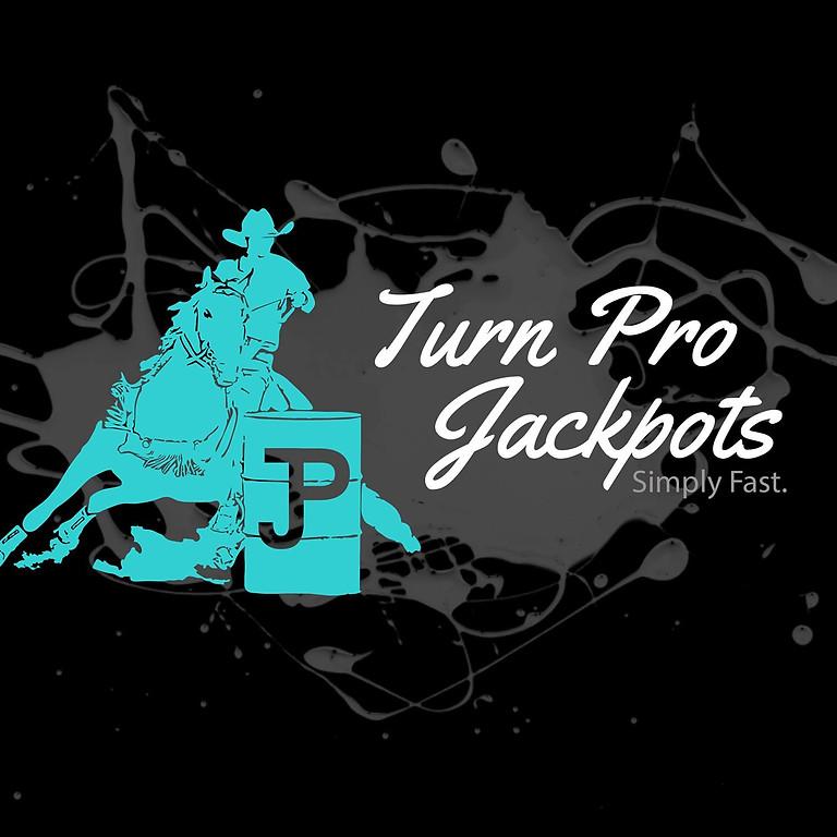 Turn Pro Jackpots Barrel Race