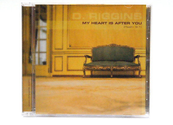 """My Heart Is After You"" CD"