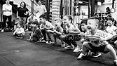Kids-gym-the-children-working-out-in-fit