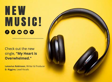 NEW MUSIC!