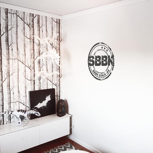 Väggdekor - SBBK F05