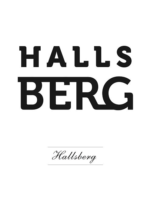 Affisch - Hallsberg 01