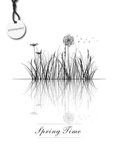 Affisch - Spring Time