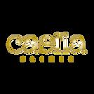 Caelia Clinic Logotype - Gold 2 KVADRAT.