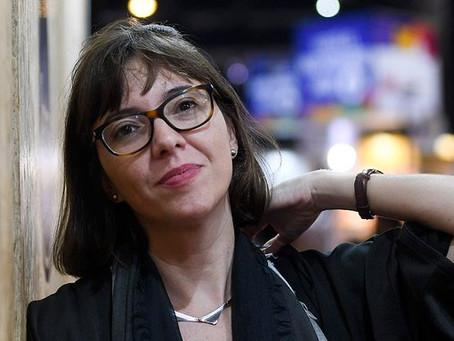 Entrevistas: Laura Erber, Zazie edições
