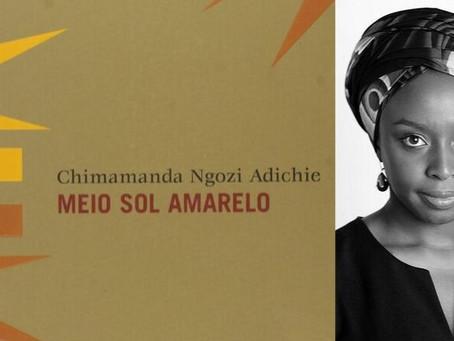 """Ensaio: A memória da Guerra de Biafra a partir das personagens femininas  de """"Meio Sol Amarelo"""""""