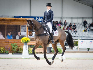 'All Change: British Eventer Lissa Green to Ride for Australia'