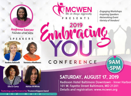 2019 Embracing YOU Conference