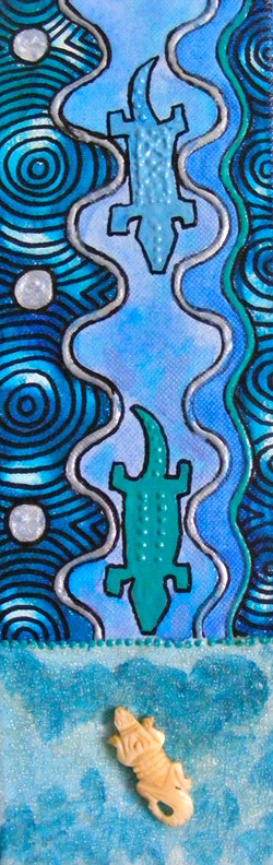 """Water 12   12""""X4"""""""
