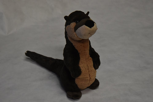 Mini River Otter Standing