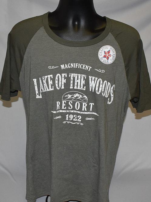 Magnificent Resort Crewneck T-Shirt