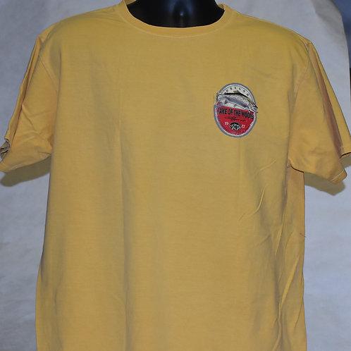 T Shirt: Trout Mountains Blue 84