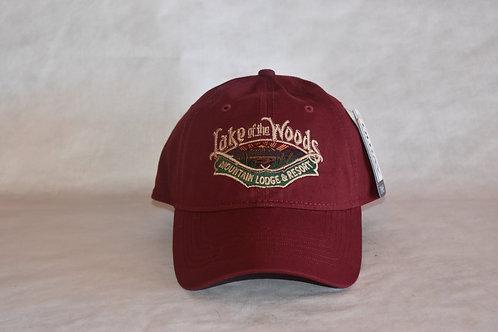 Epic Cap w/Lake of the woods Logo