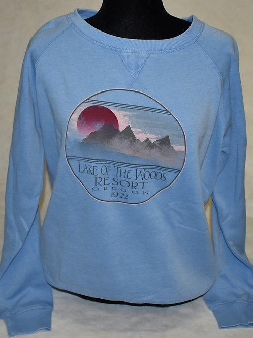 Sweatshirt: Men's Halcyon Mountains