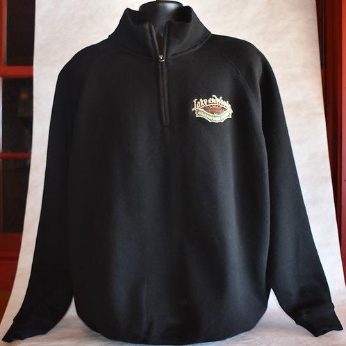 Sweatshirt: Benchmark 1/4 Zipper