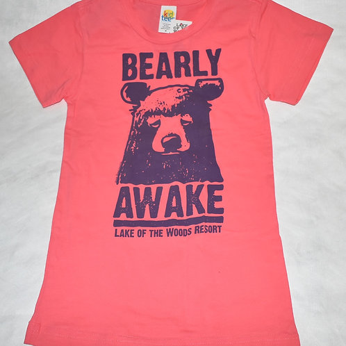Kids: Kid Tees Bearly Awake