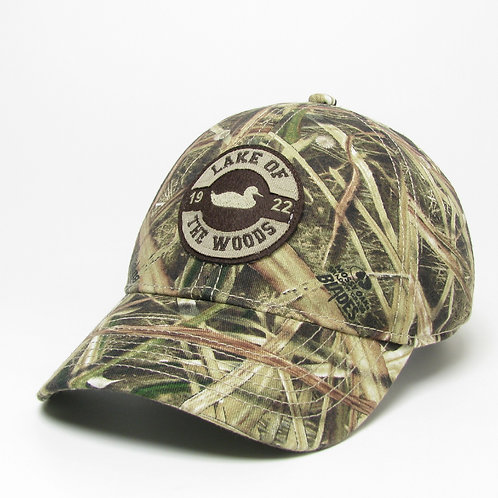Shadowgrass Blades ATV cap