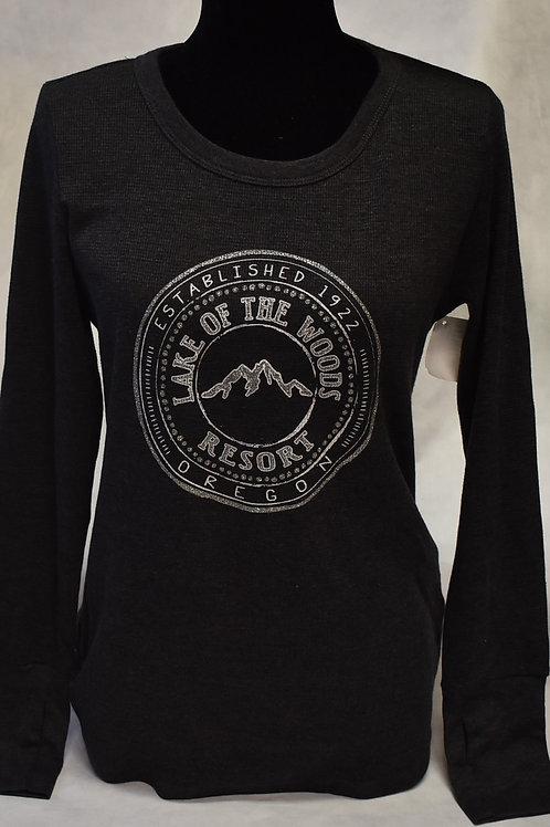 T-shirt:Blue 84 W Thermal L/S