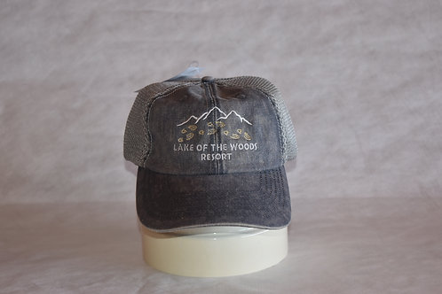 Ash Boot Prints cap