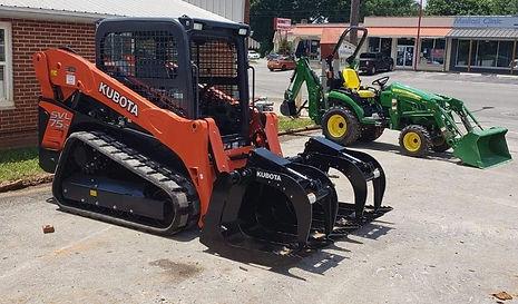 Equipment Rental - Kubota