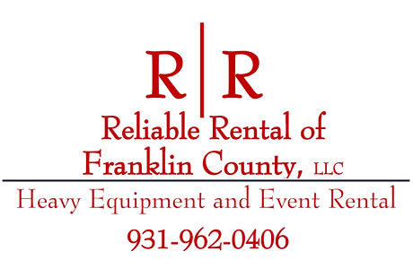 Reliable Rental Of Franklin County Logo