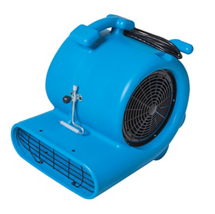 Heater, Fans, and Blowers