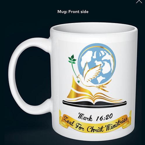 Zeal For Christ Ministries Mug