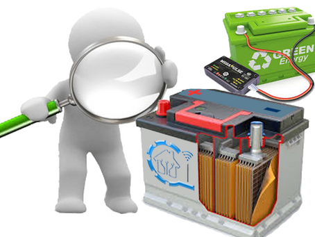 Cuidado de las Baterias Plomo Ácido