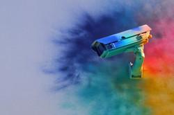 Camera-Multicolor