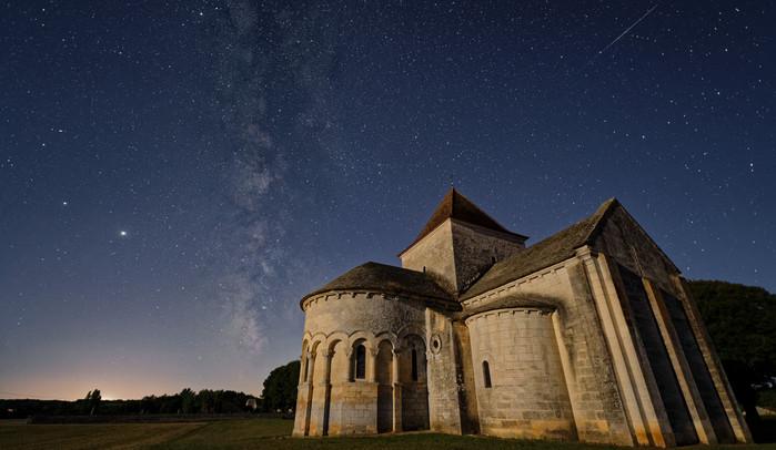 Milky Way on Lichéres