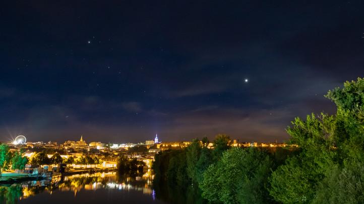 Angoulême by night