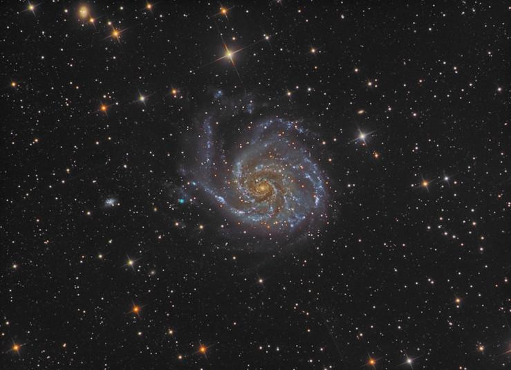Galaxie du moulinet