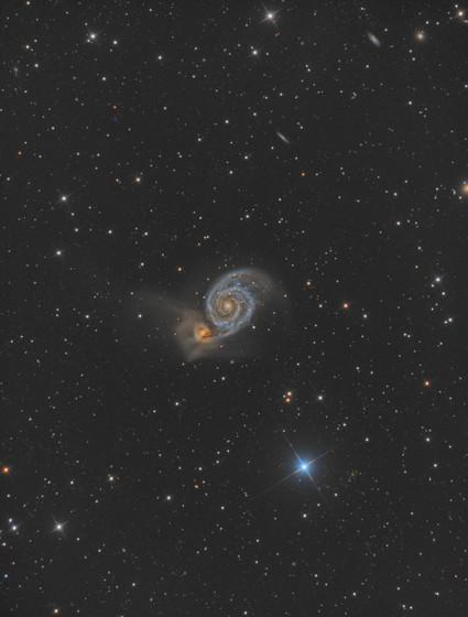 Galaxie du tourbillon