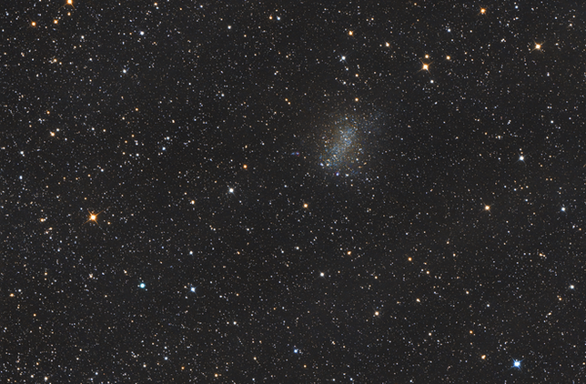 Galaxie de Barnard