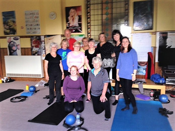 Cottenham Pilates Group