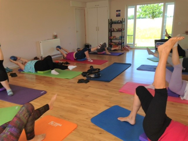 Wicken Morning Pilates Class