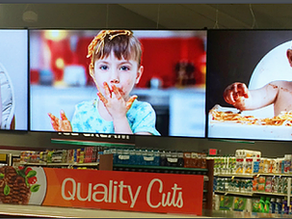 Digital Signage Solution from Key Digital for attention-grabbing Video Wall installation