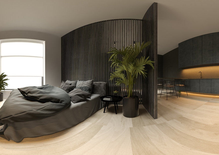 360-panorana-black-minimalist-interior-o