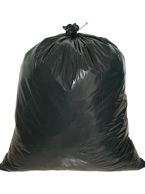 Bolsa de Basura Negra Paq. 25 kilos