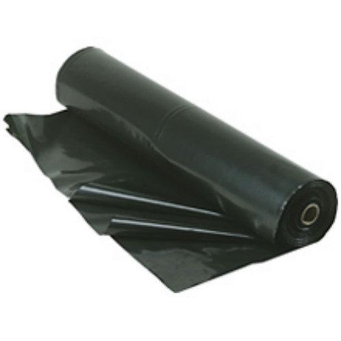 Rollo de Plastico Negro Pólietileno ( 55 kilos Aprox.)