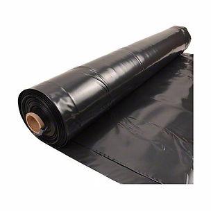 Rollo de Plástico Negro