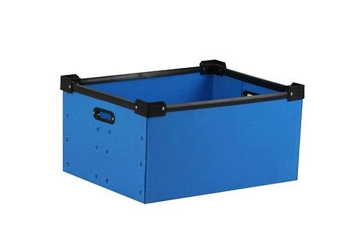 Perfil Larguero para Caja de Coroplast 8mm x 3.2m