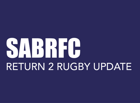 SABRFC R2R: WEEK 1 Update & NEXT STEPS