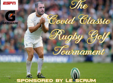 SABRFC COVID Classic Rugby Golf Tournament Registration is OPEN
