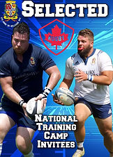Support our SABRFC Elite, Marc & Nico, as they head to Rugby Canada National Team Training Camp. Marc and Nico have been Selected to join The Senior Men's Rugby National Team training camp taking place for the month of October in Victoria BC. They will have the opportunity to train at the national level and earn a chance at potential placement in the MLR and selection to the World Cup squad. It is a pay to play model and it is estimated that it will cost them approximately 3,000$ each.Let's support our elite with a donation!