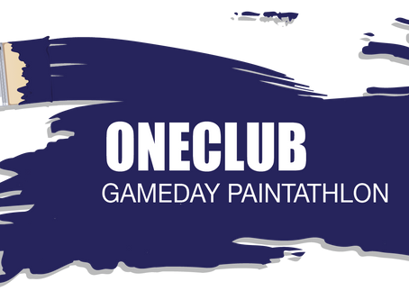 SABRFC GAMEDAY PAINTATHLON!